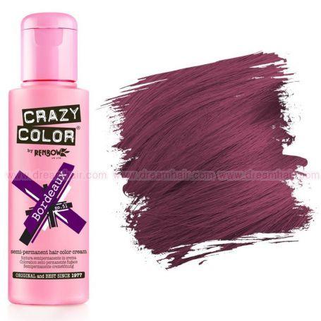 Crazy Color Bordeaux #51