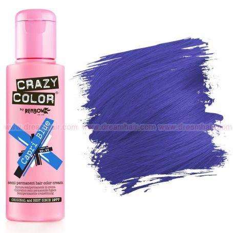 Crazy Color Capri Blue #44