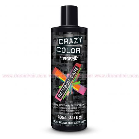 Crazy Color Deep Conditioner for Colored Hair