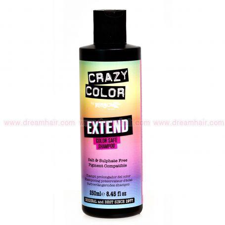Crazy Color Extend Color Safe Shampoo 250ml