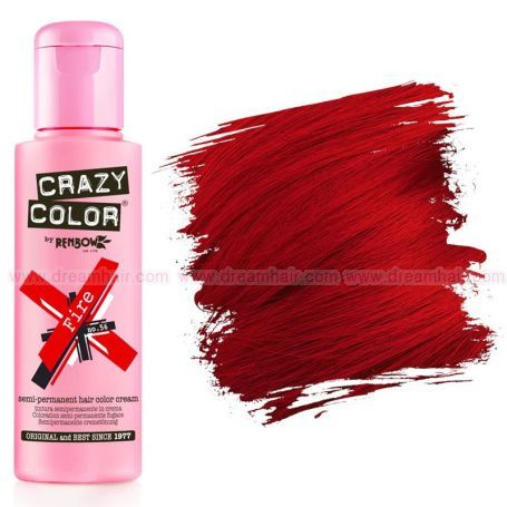 Crazy Color Fire #56