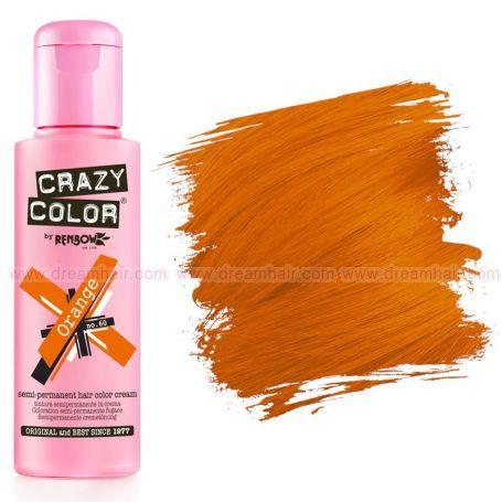 Crazy Color Orange #60
