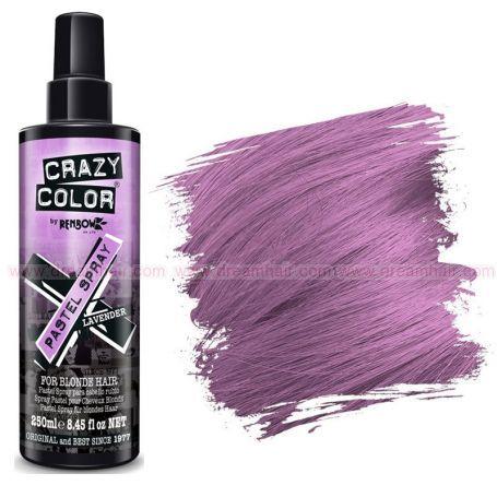 Crazy Color Pastel Spray Lavander