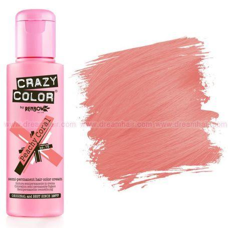 Crazy Color Peachy Coral #70