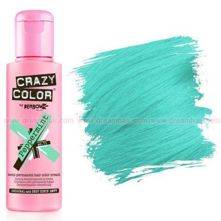 Crazy Color Peppermint #71