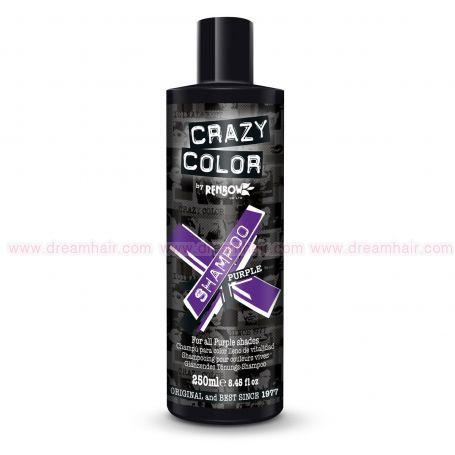 Crazy Color Purple Shampoo