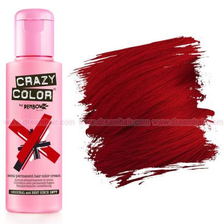 Crazy Color Ruby Rouge #66