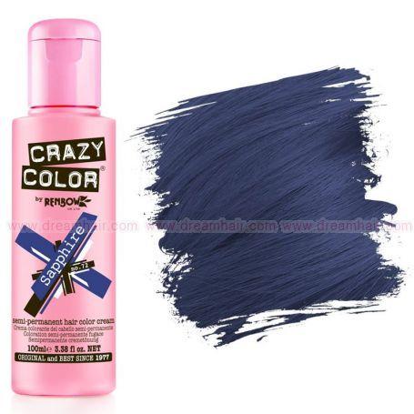 Crazy Color Sapphire #72