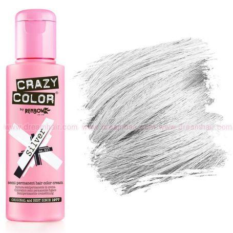 Crazy Color Silver #27