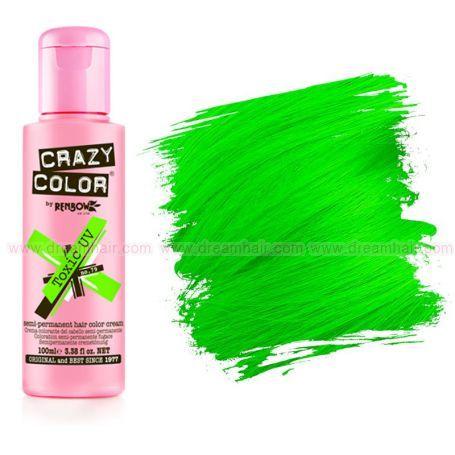 Crazy Color Neon UV Toxic 79