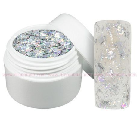 UV Grisp Geeli Silver