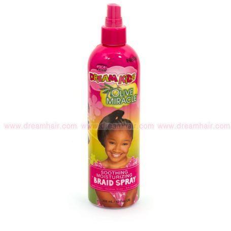 Dream Kids Olive Miracle Braids Spray 355ml