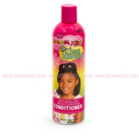 Dream Kids Olive Miracle Detangling Moist. Conditioner 355ml