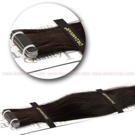 DreamHair Slavic Tape-In Extension 40cm 2#