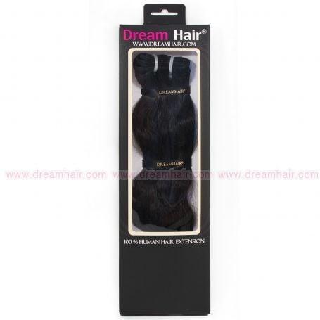 DreamHair Natural Indian Hair Weft Body Wave 25cm