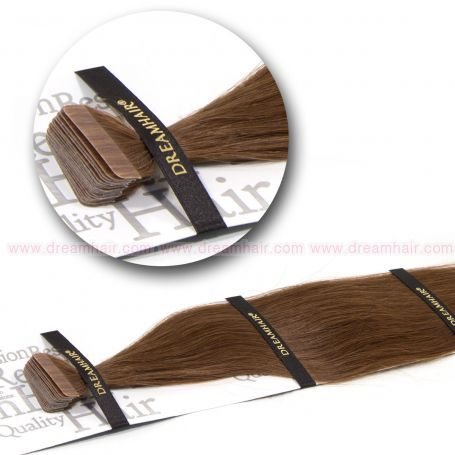 DreamHair Slavic Tape-In Extension 45cm 20pcs / 27g / 10#