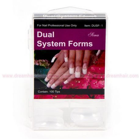 Dual System Forms tipit 100 kpl