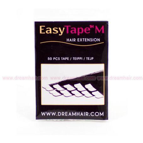 EasyTape® M Hair Extension Tape 50 kpl