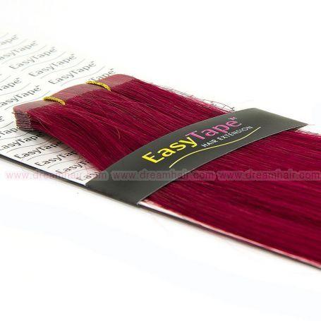 EasyTape® European Tape-In Extension 40cm 5RR#