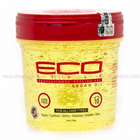 EcoStyler Argan Oil Gel 473ml