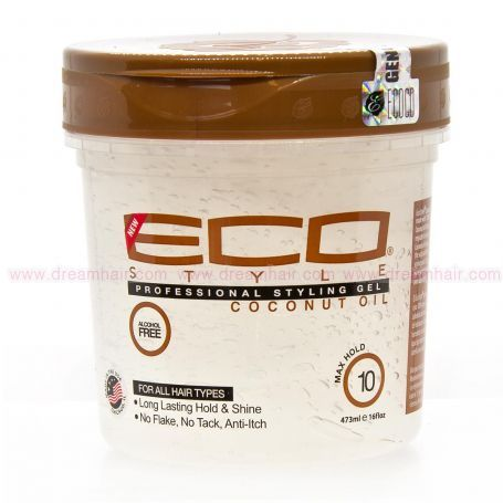 EcoStyler Coconut Oil Gel 473ml