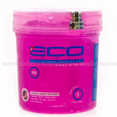 EcoStyler Pink Gel 710ml