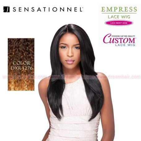 Sensationnel Empress Custom Lace Wig Straight #DXR4276