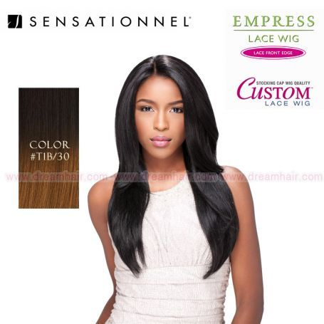 Sensationnel Empress Custom Lace Wig Straight #T1B/30