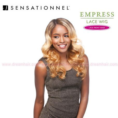 Sensationnel Empress Lace Front Edge Helena Color DX2488