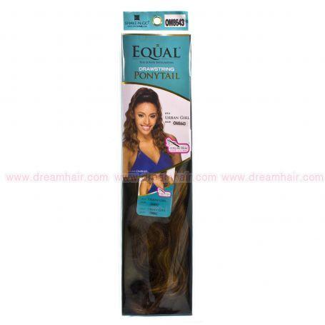 Equal Ponytail Urban Girl OM8643#