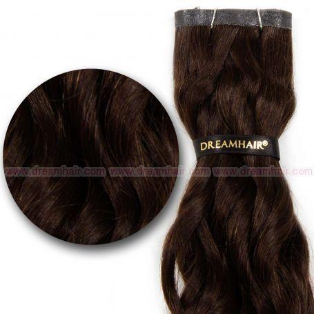 European Teippipidennys Curl 55g / 40cm 2#