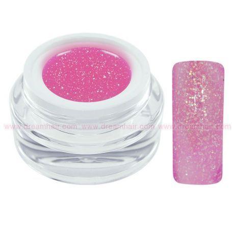 CH Nails Extreme Glitter Geeli Pink 5ml