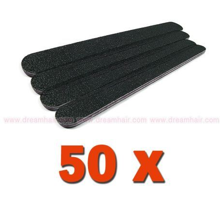 Premium File Straight Black 100/180 50kpl pakkaus