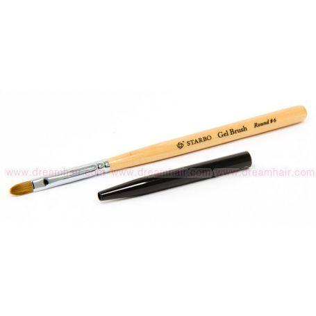 Gel Brush Round #6