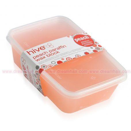Hive of Beauty Peach Parafiinivaha 450g