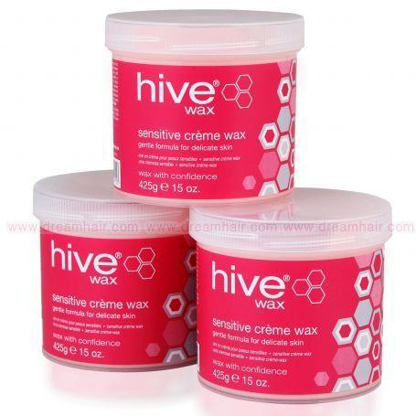 Hive of Beauty Sensitive Creme Vaha 3 x 425g pakkaus