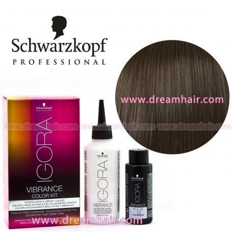 Schwarzkopf Igora Vibrance Kit 5-1