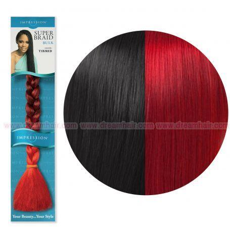 Impression Super Braid T1B/RED#