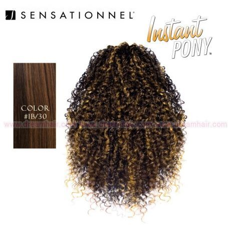 Sensationnel Instant Pony SP103 #1B/30STK
