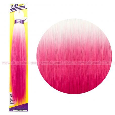 Bobbi Boss Just Braid Color TTWHT/DPNK#