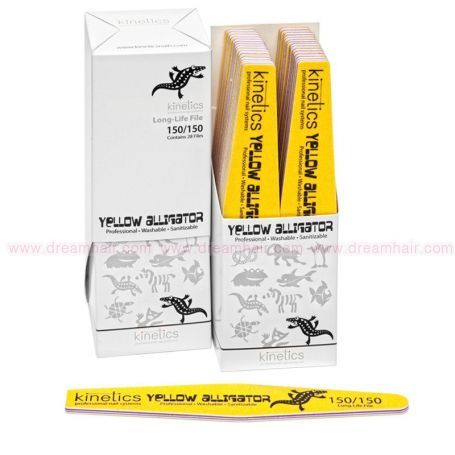 Kinetics File Yellow Aligator 150/150