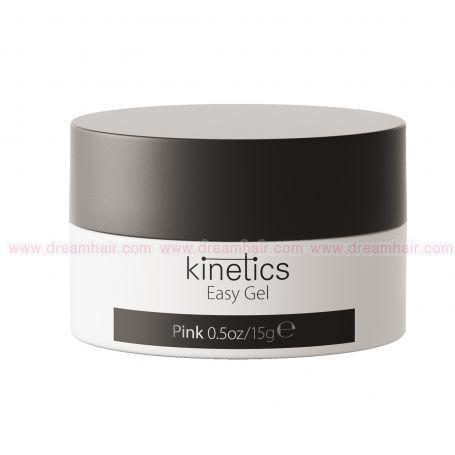 Kinetics Easy Gel Clear Pink 15g