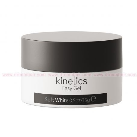 Kinetics Easy Gel Soft White 15g