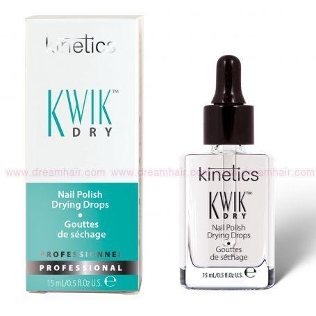 Kinetics Kwik Nail Polish Drying Drop 15ml