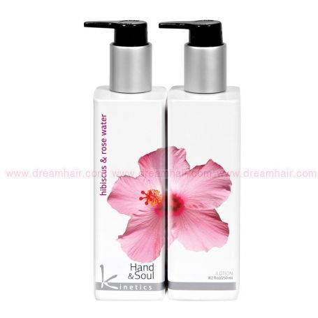 Kinetics Hand and Body Lotion Hibiscus & Rose Water 250ml