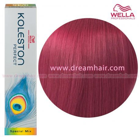 Wella Koleston Perfect Permanent Professional Hair Color 60ml 0/65