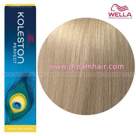 Wella Koleston Perfect Permanent Professional Hair Color 60ml 10/1