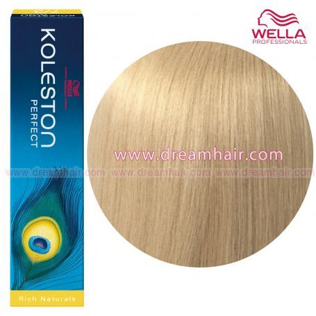 Wella Koleston Perfect Permanent Professional Hair Color 60ml 10/38