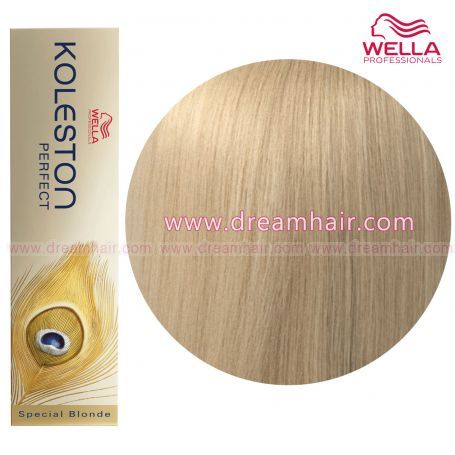 Wella Koleston Perfect Permanent Professional Hair Color 60ml 12/1