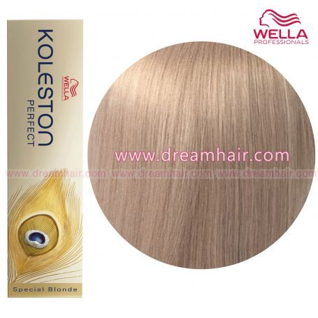 Wella Koleston Perfect Permanent Professional Hair Color 60ml 12/61